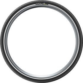 "Pirelli Cycl-e DTs Cubierta con Tacos 28x1.60"", black"